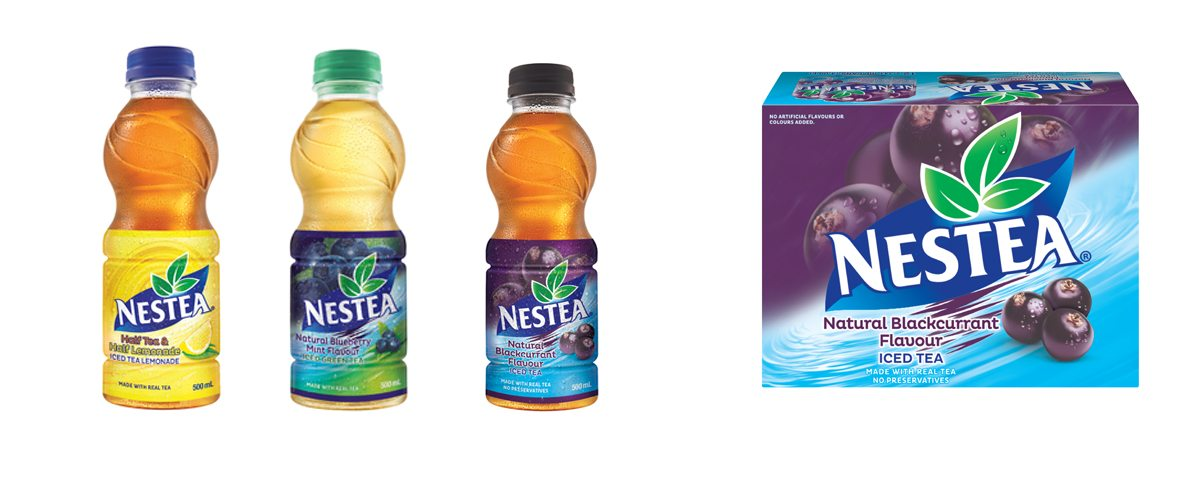 Nestea Introduces New Flavours Nestea Can