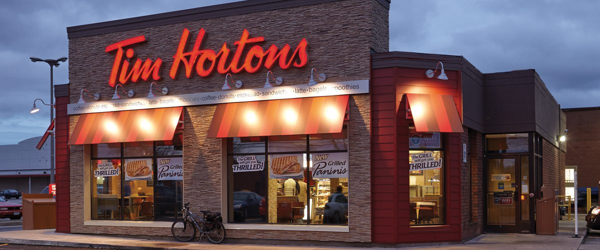 Tim Hortons To Launch In Spain Foodservice And Hospitality Magazine