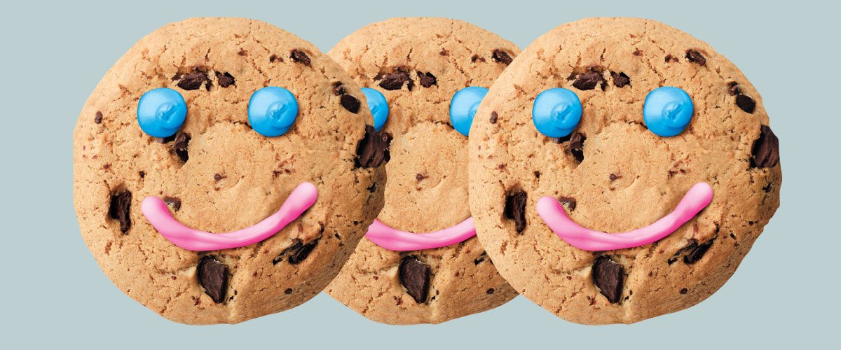 Tim Hortons Triple Chocolate Cookie Calories