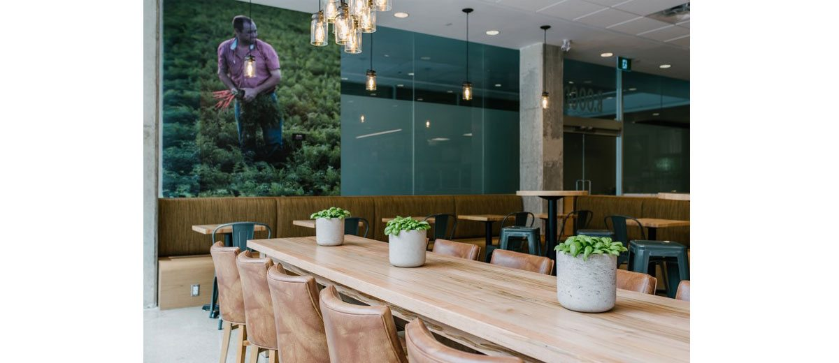 B Good Opens Mid Town Toronto Location Foodservice And Hospitality Magazine