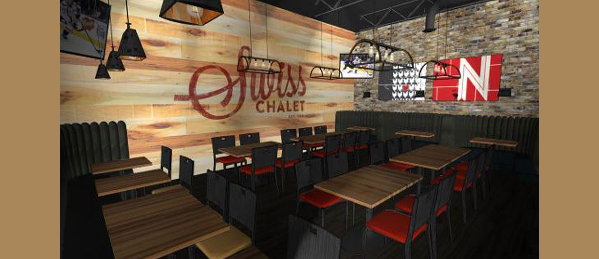 home decor stores barrie swiss chalet unveils new restaurant design and menu 11150