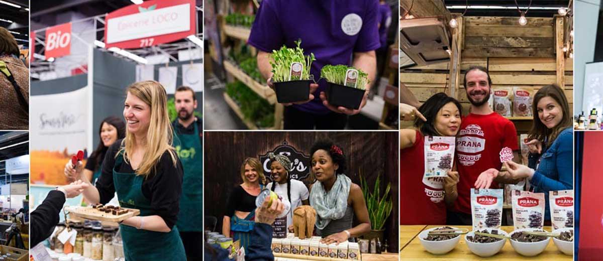 Expo Manger Santé et Vivre Vert - Foodservice and Hospitality Magazine